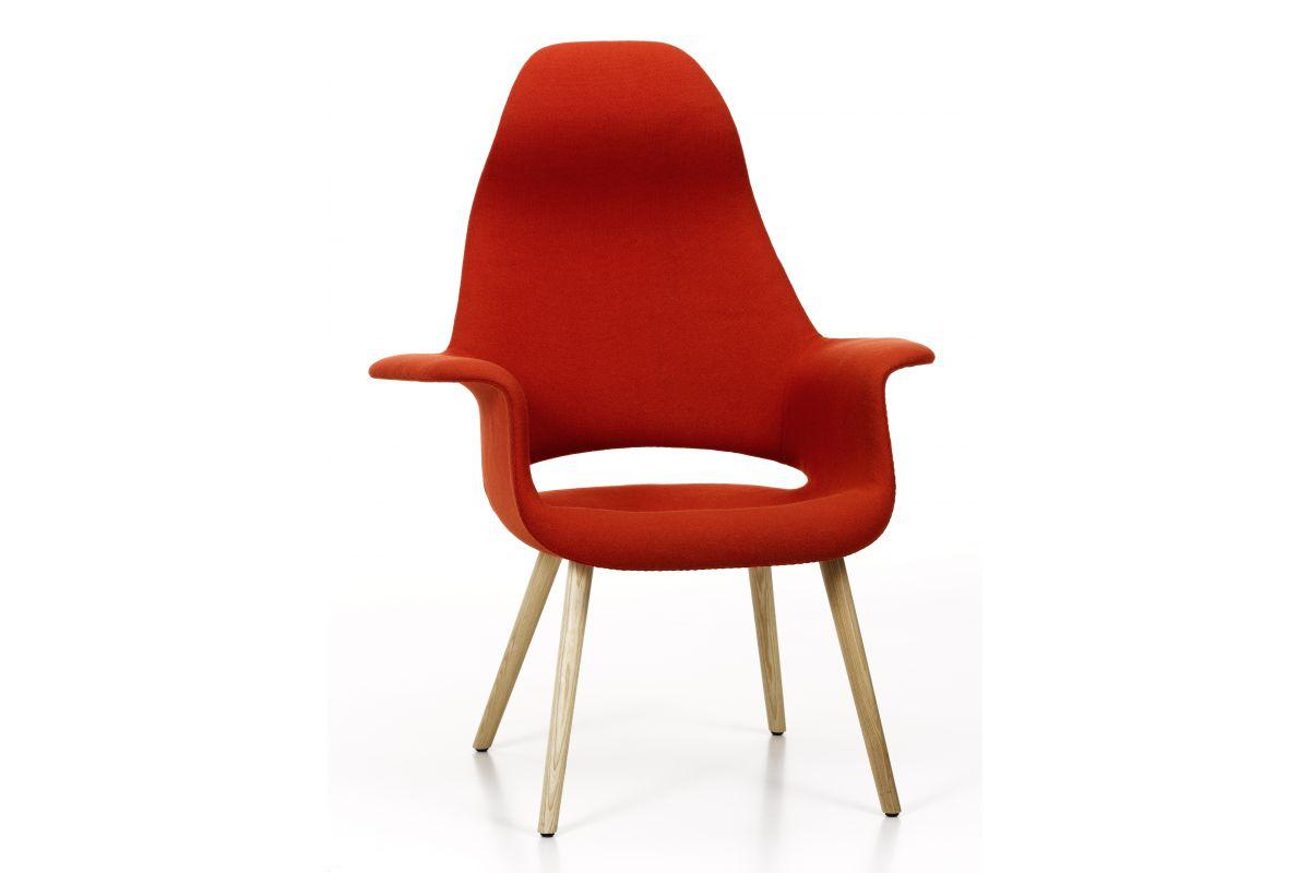 vitra organic highback round office mobilier de bureau. Black Bedroom Furniture Sets. Home Design Ideas