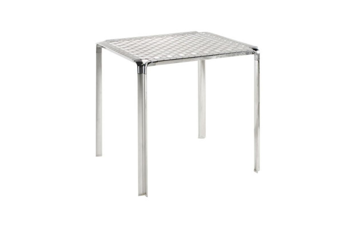Kartell ami ami table round office mobilier de bureau for Hauteur table standard