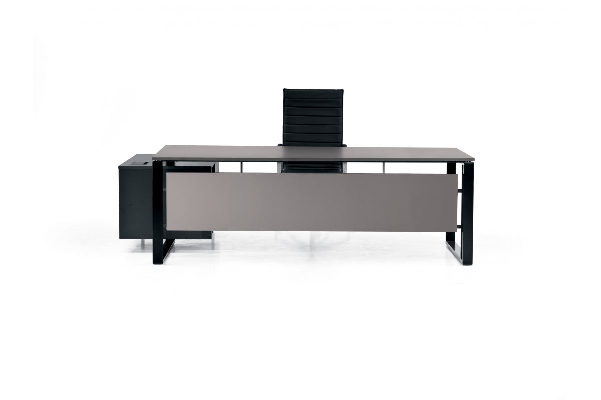 Frezza velvet direction round office mobilier de for Mobilier bureau 67