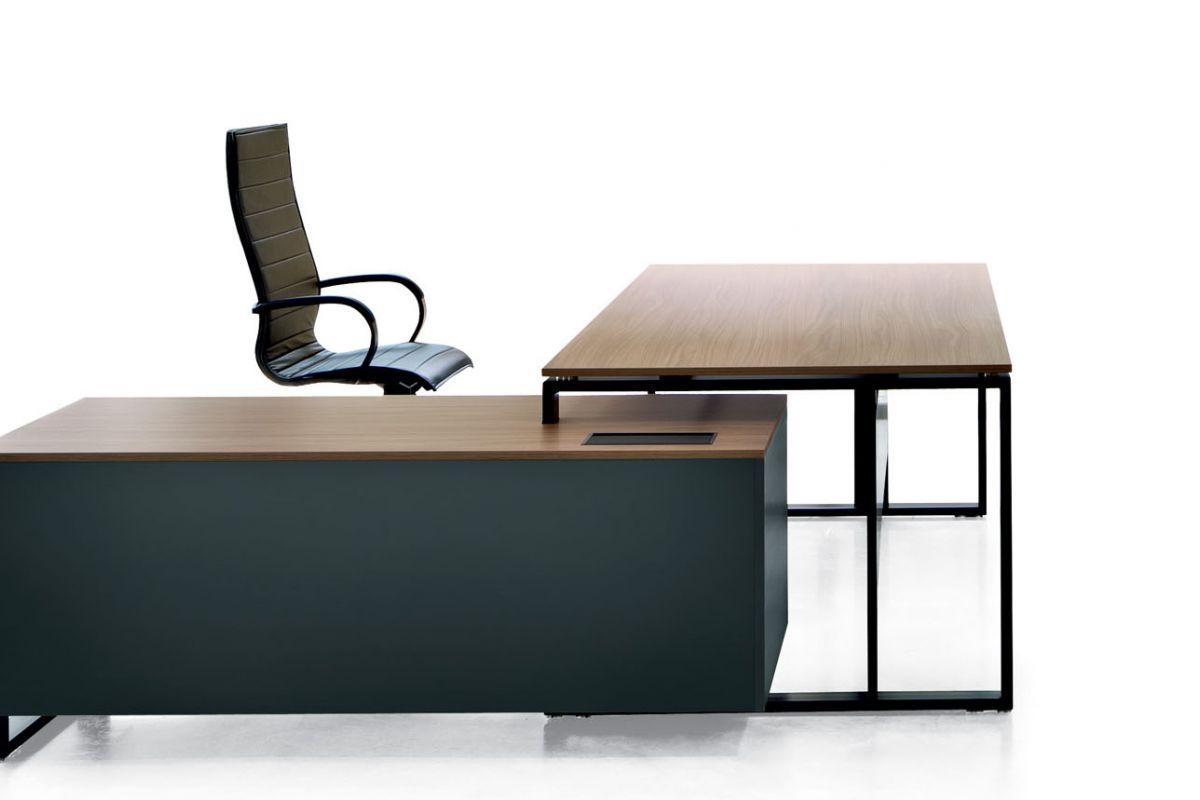 Frezza velvet direction round office mobilier de for Mobilier de bureau dijon