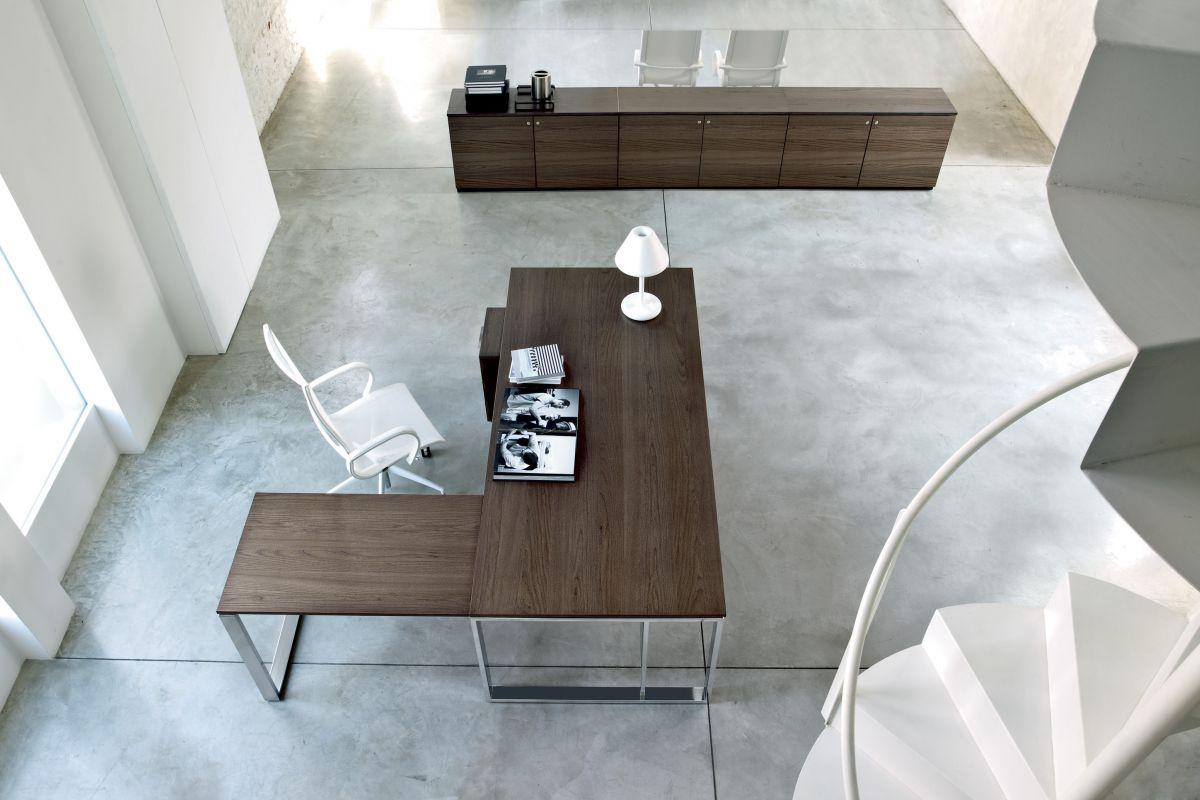 Frezza velvet direction round office mobilier de for Hauteur table standard