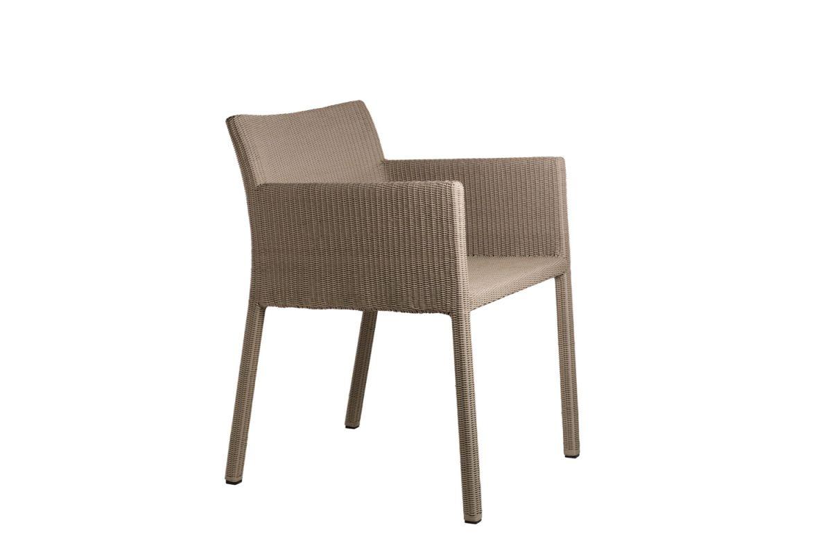 Trib terra outdoor chaise round office mobilier de for Mobilier de bureau pau 64