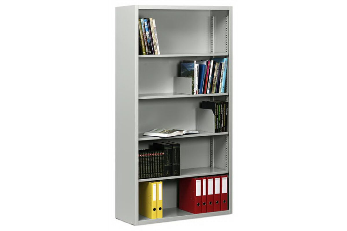sara armoire m tallique ouverte round office mobilier de bureau gen ve. Black Bedroom Furniture Sets. Home Design Ideas