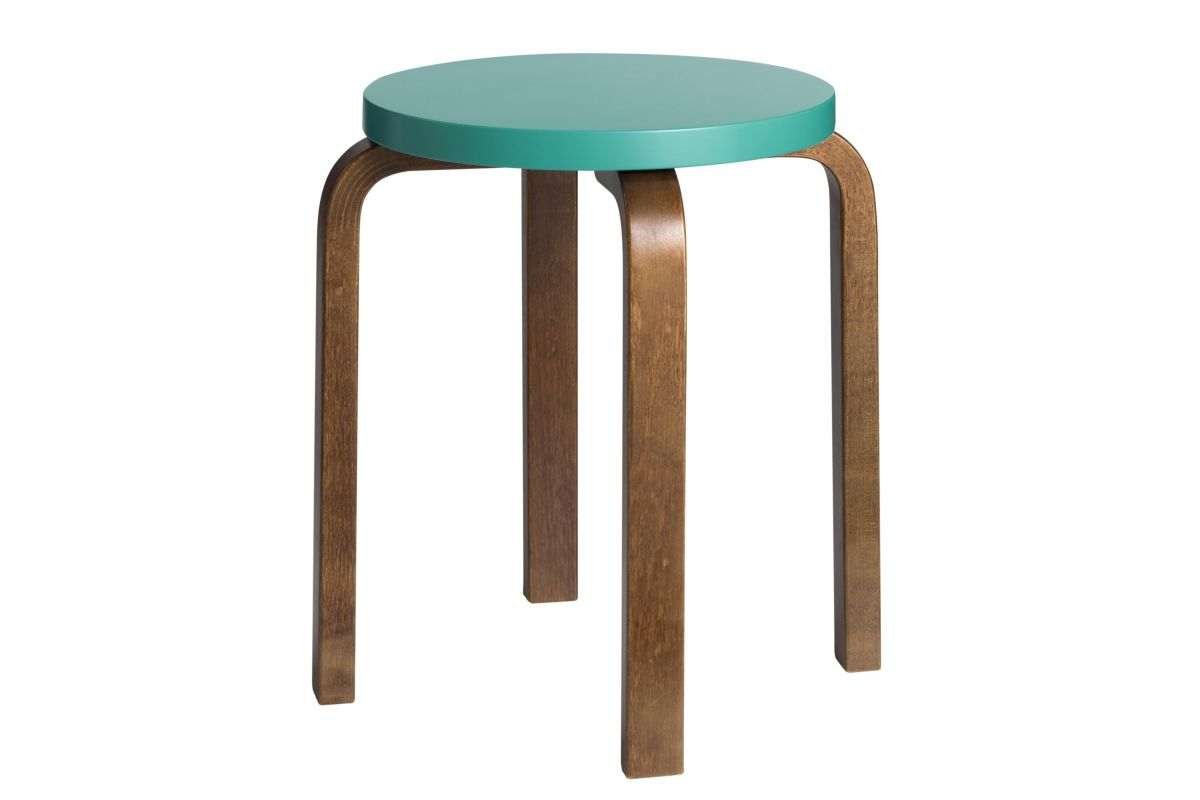 Artek Stool E60 By Hella Jongerius Round Office