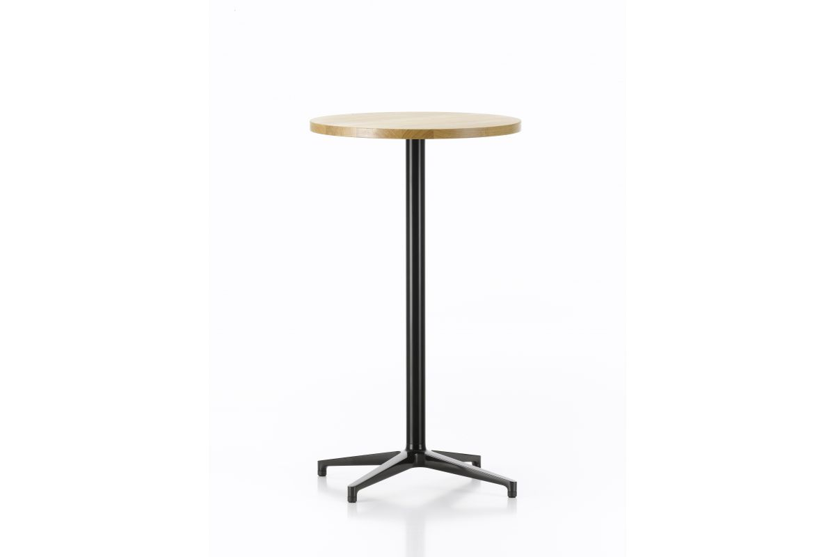Vitra bistro table stand up table round office - Table haute exterieure ...