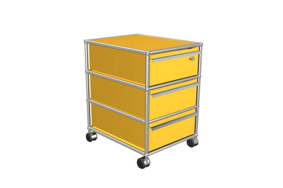 usm usm haller caisson a6 round office mobilier de bureau gen ve. Black Bedroom Furniture Sets. Home Design Ideas