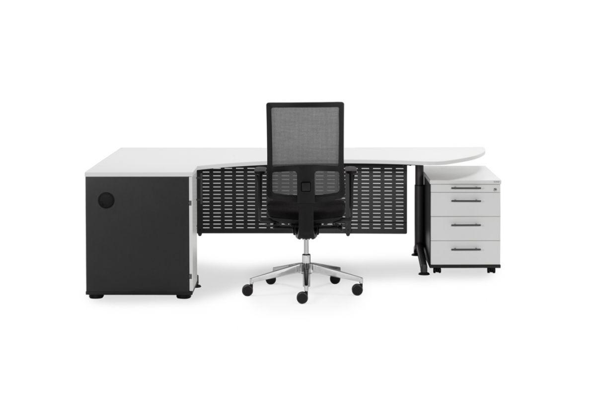 febru ceo c classic round office mobilier de bureau gen ve. Black Bedroom Furniture Sets. Home Design Ideas