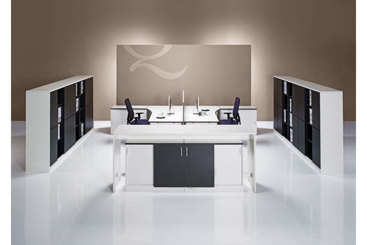 febru ceo q eco round office mobilier de bureau gen ve. Black Bedroom Furniture Sets. Home Design Ideas