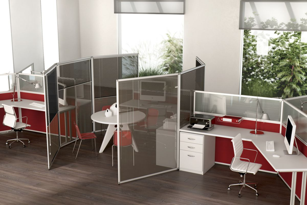 reyem cloison round office mobilier de bureau gen ve. Black Bedroom Furniture Sets. Home Design Ideas