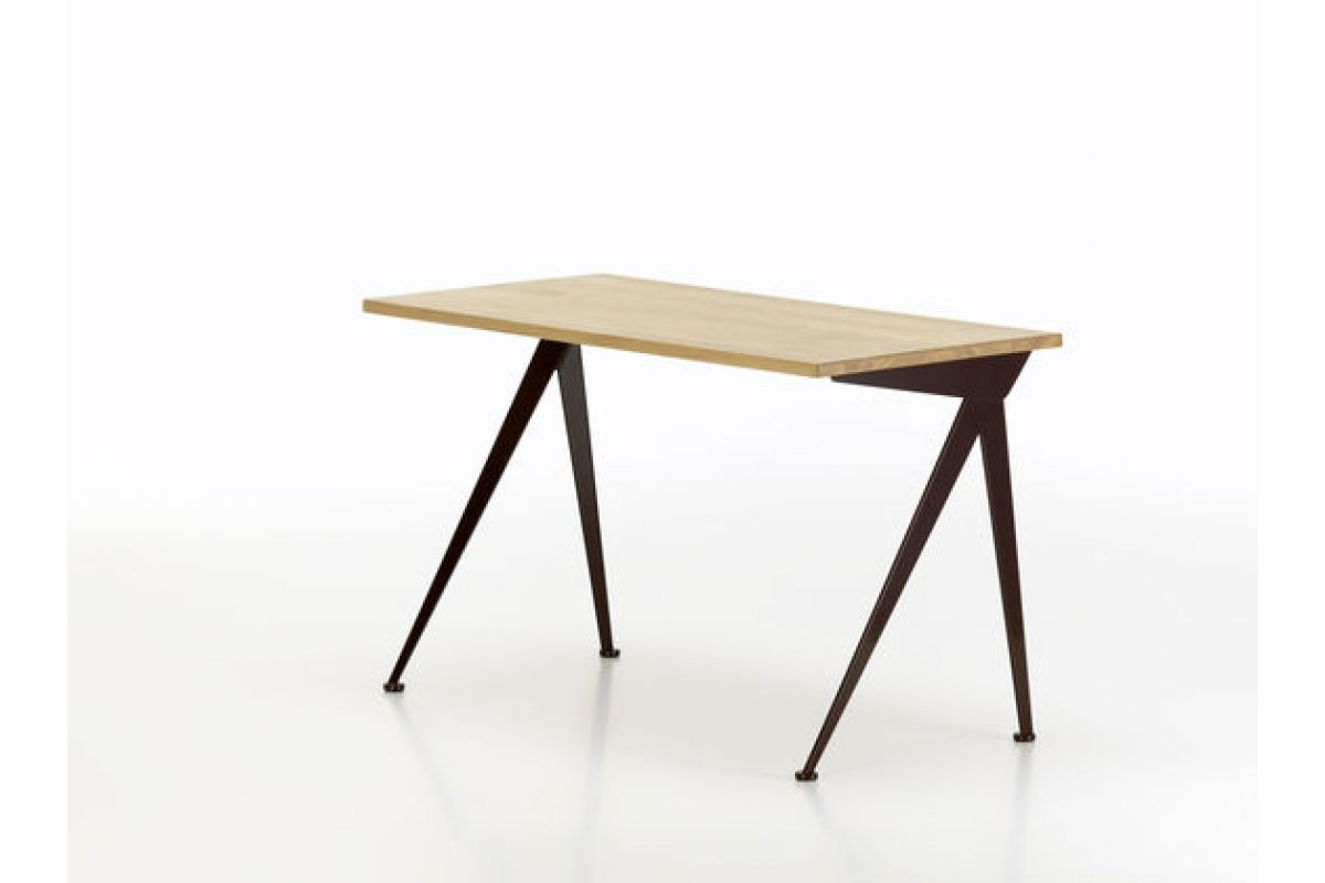 Vitra compas direction round office mobilier de bureau for Hauteur standard table