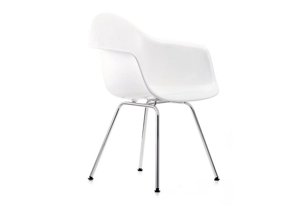 Vitra eames plastic armchair dax round office mobilier for Vitra mobilier