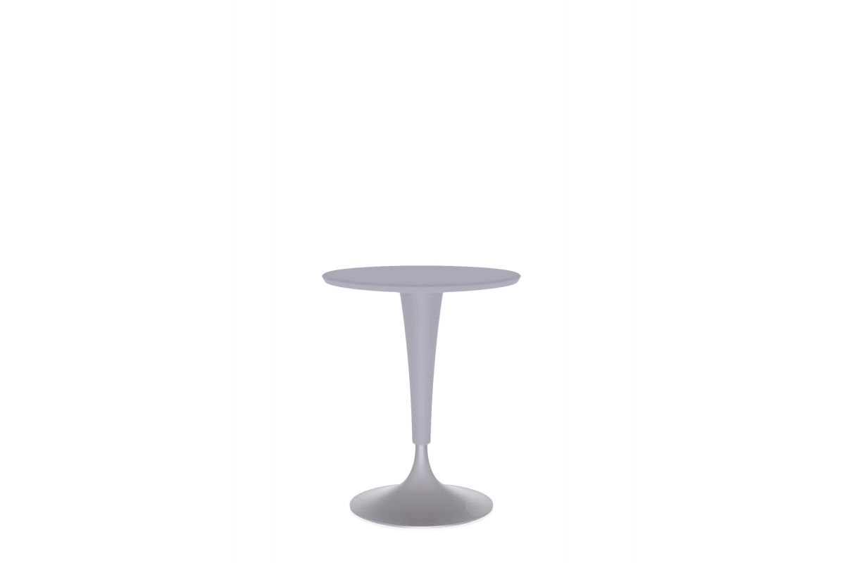 Kartell dr na round office mobilier de bureau gen ve for Hauteur table standard