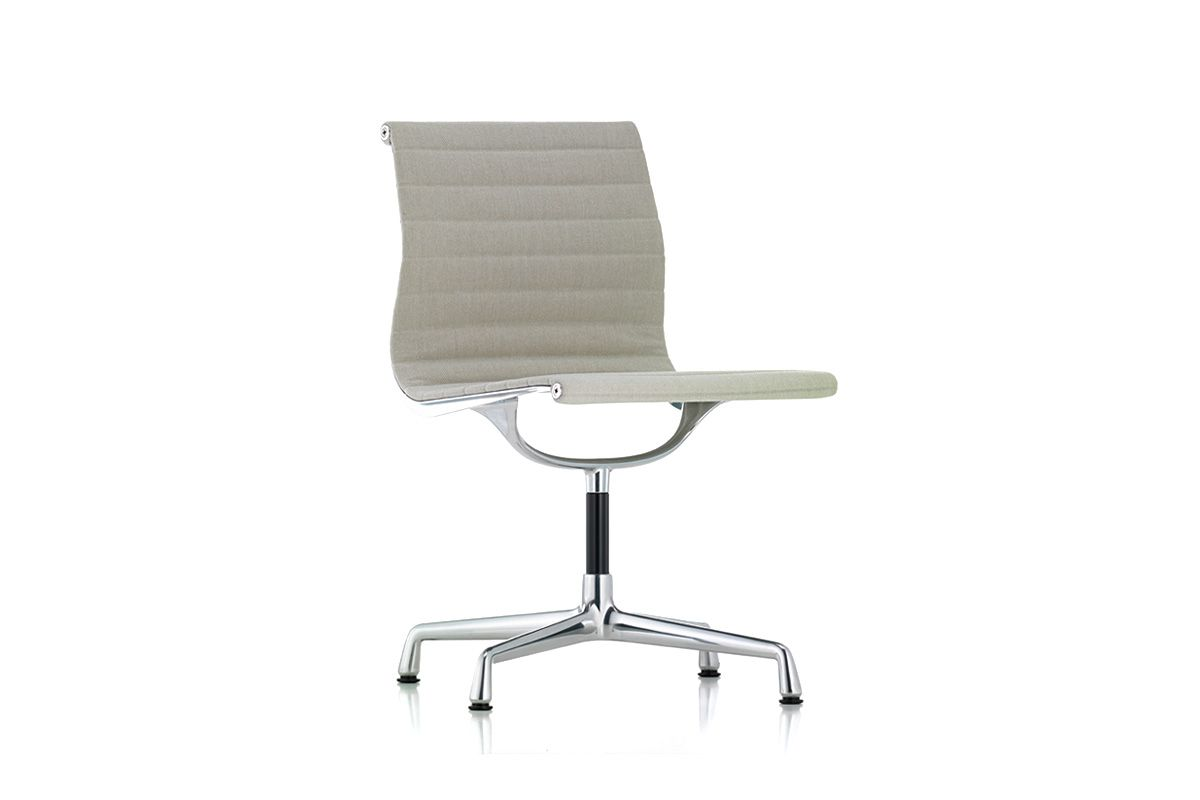 Vitra eames aluminium chair ea101 round office for Vitra mobilier
