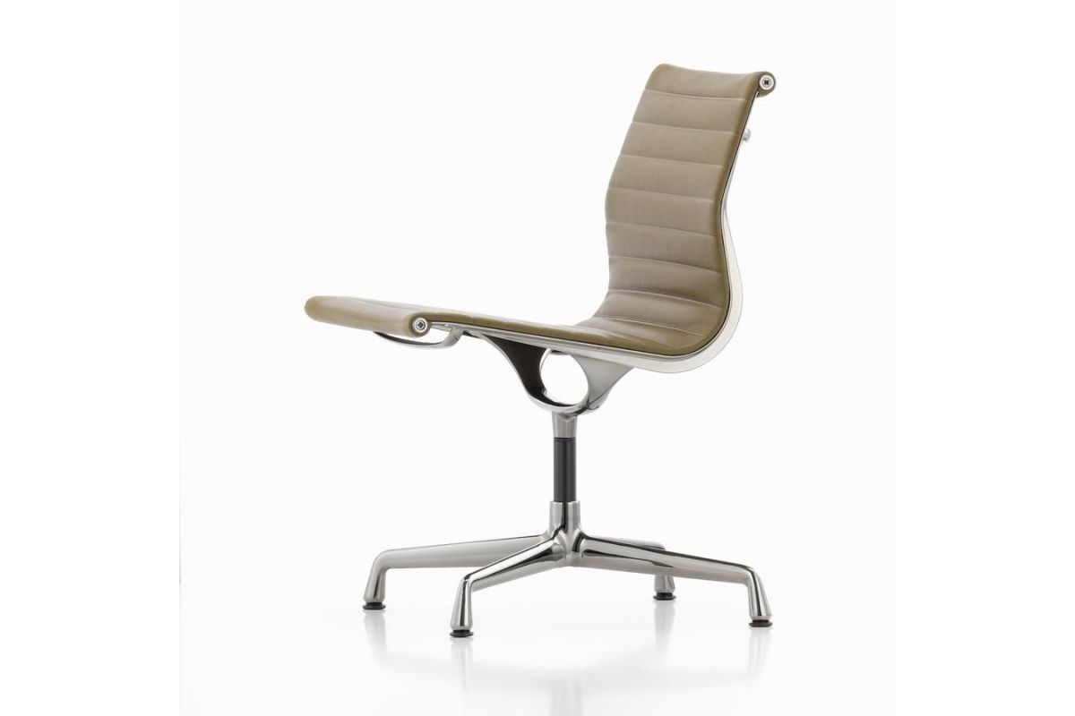 Vitra eames aluminium chair ea105 round office for Vitra mobilier