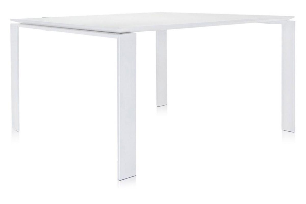 Kartell four round office mobilier de bureau gen ve for Hauteur table standard