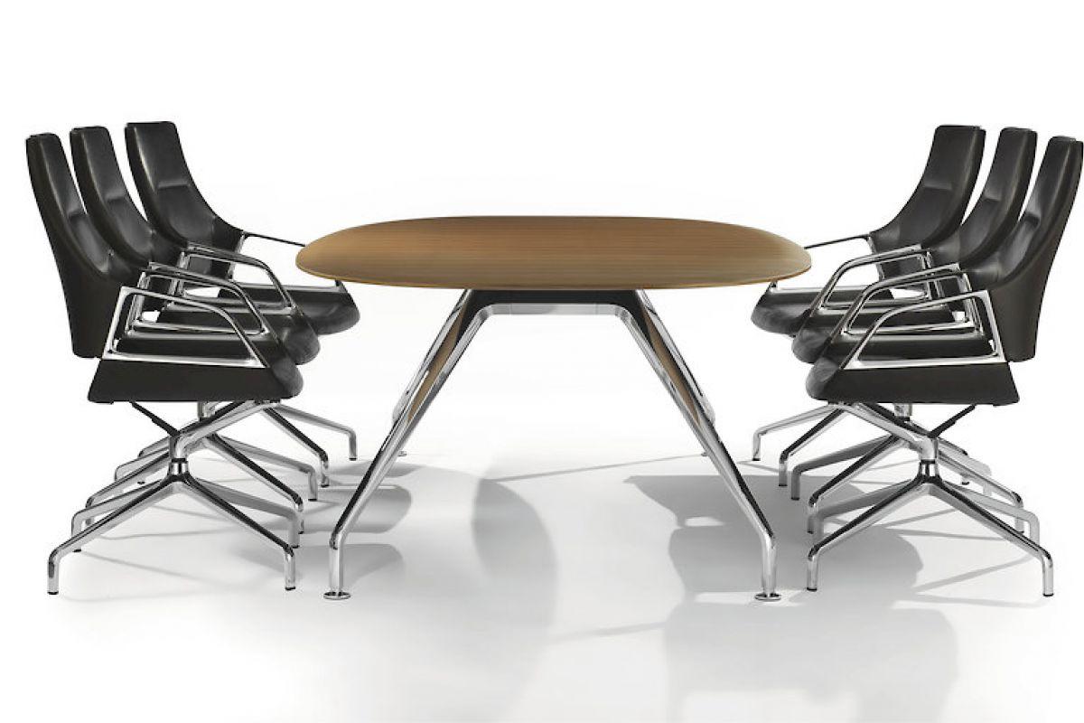 wilkhahn graph 300 round office mobilier de bureau gen ve. Black Bedroom Furniture Sets. Home Design Ideas