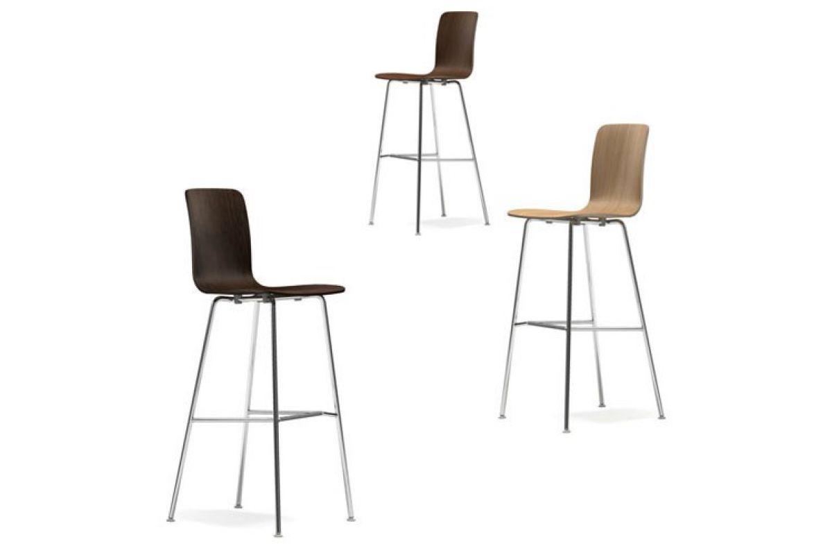 vitra hal ply stool high round office mobilier de bureau gen ve. Black Bedroom Furniture Sets. Home Design Ideas
