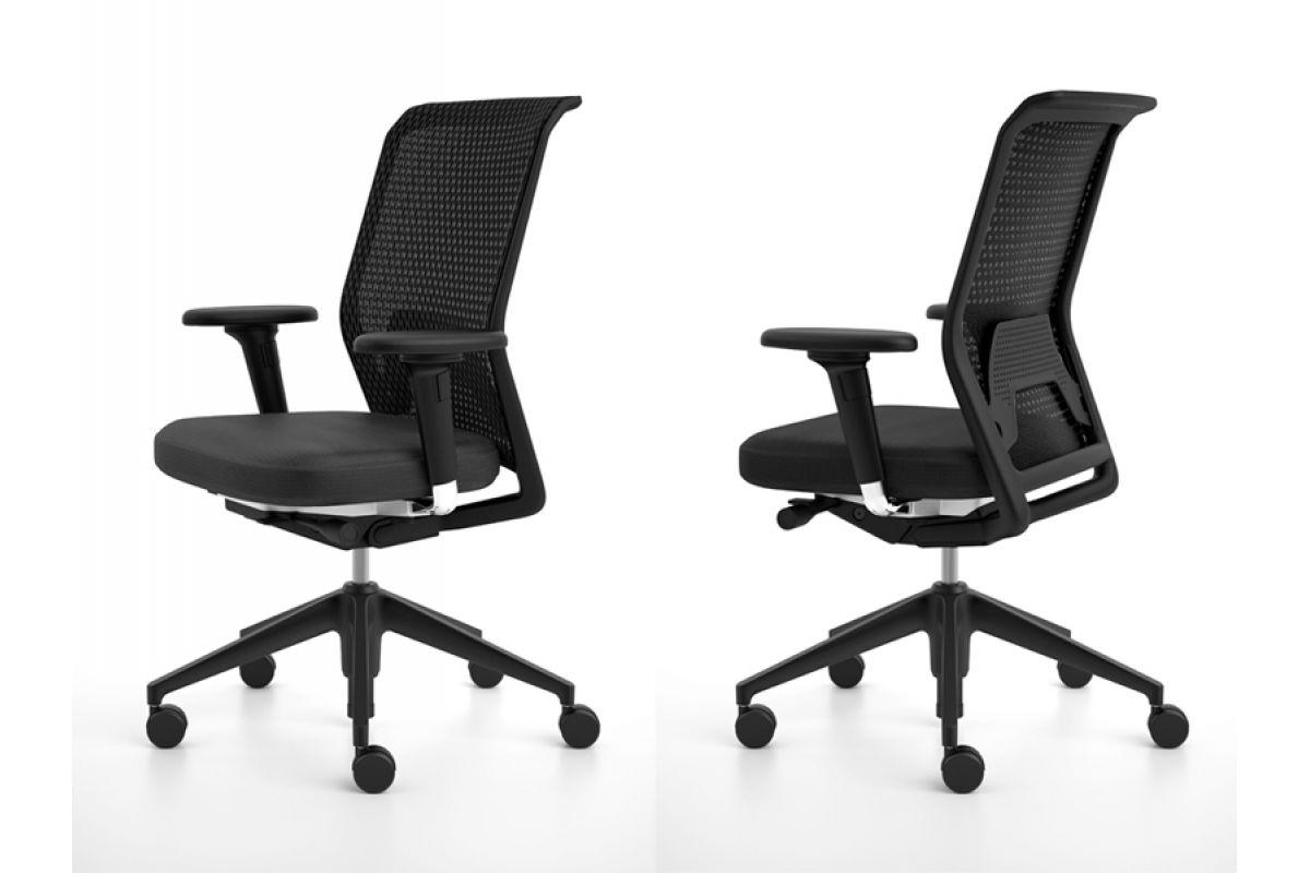 vitra id mesh round office mobilier de bureau gen ve. Black Bedroom Furniture Sets. Home Design Ideas