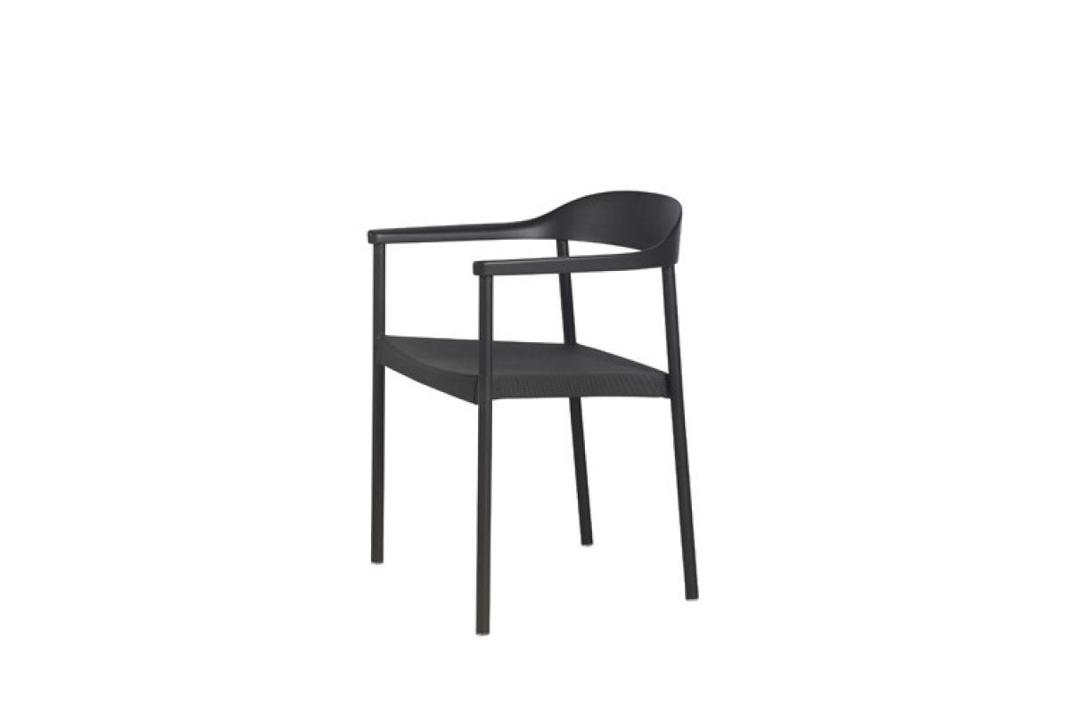 Trib illum chaise round office mobilier de bureau gen ve for Mobilier bureau wenge