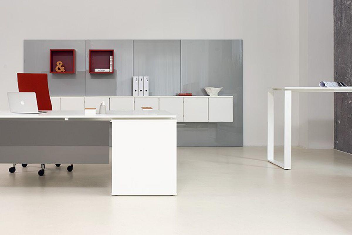 febru intero round office mobilier de bureau gen ve. Black Bedroom Furniture Sets. Home Design Ideas