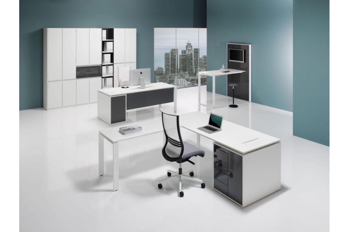Febru intero round office mobilier de bureau gen ve - Meubles de bureau suisse ...