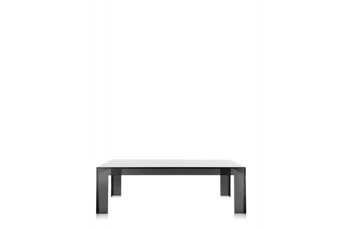 Kartell invisible table basse round office mobilier de for Bureau kartell