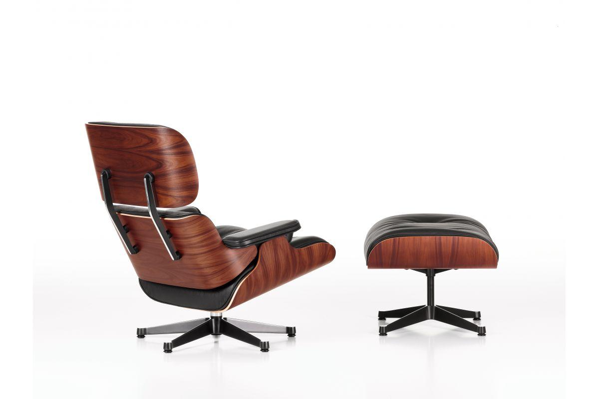 vitra lounge chair ottoman round office mobilier de bureau gen ve. Black Bedroom Furniture Sets. Home Design Ideas