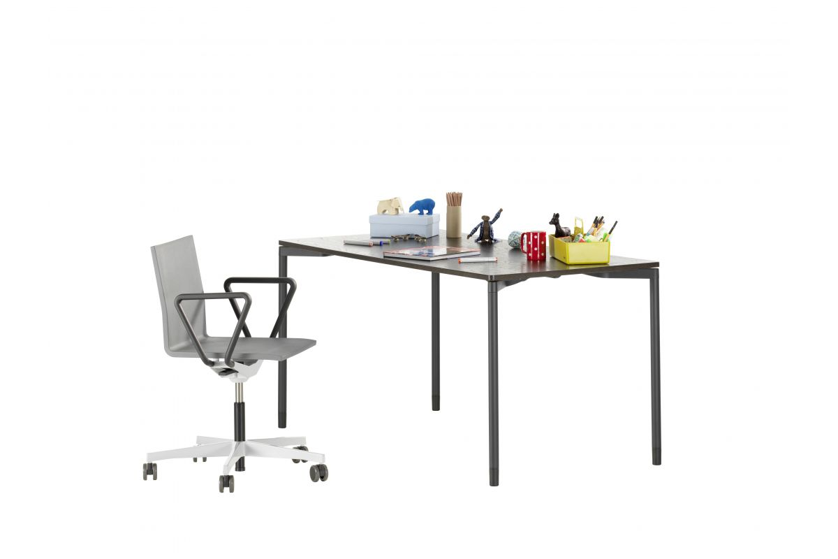 Vitra Map Table Home Desk | Round Office | Büromöbel Genf