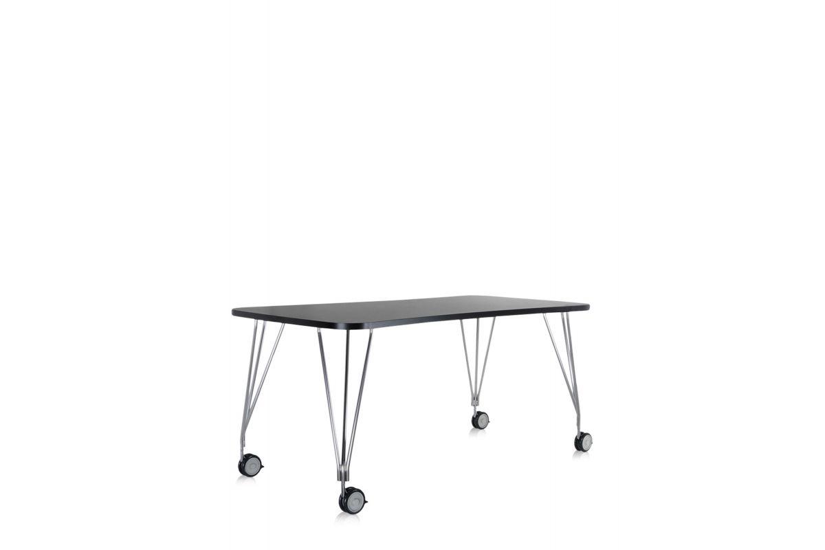 Kartell max round office mobilier de bureau gen ve for Hauteur table standard