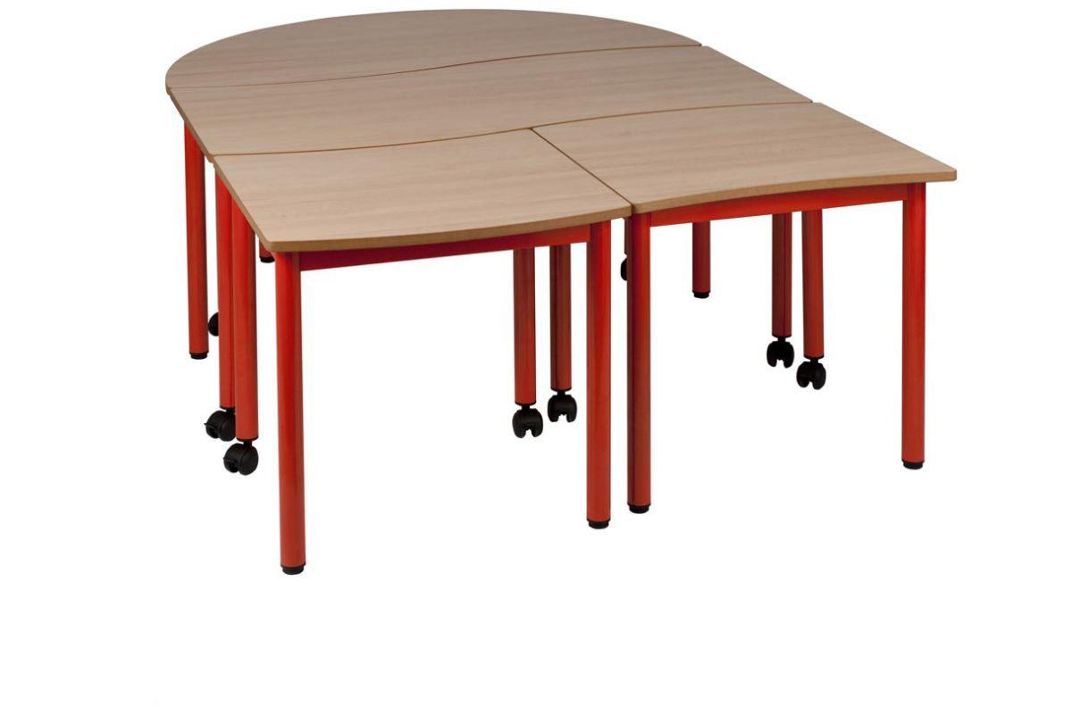 simire modulo round office mobilier de bureau gen ve. Black Bedroom Furniture Sets. Home Design Ideas