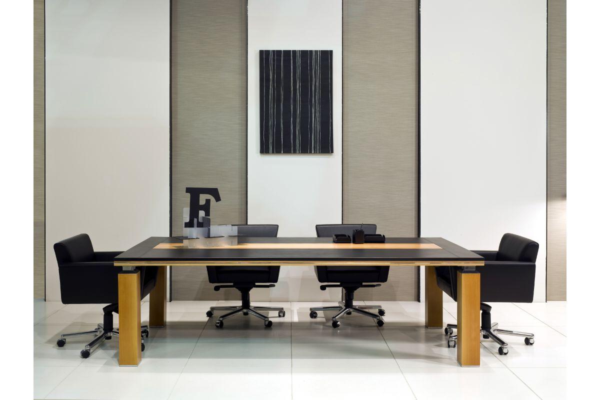 i 4 mariani ares round office mobilier de bureau gen ve. Black Bedroom Furniture Sets. Home Design Ideas