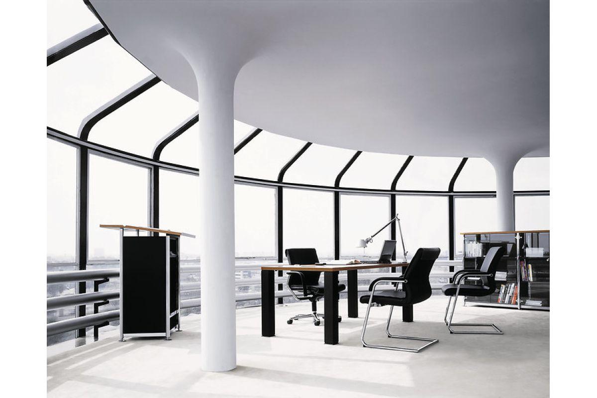 Wilkhahn Palette 640 | Round Office | Büromöbel Genf