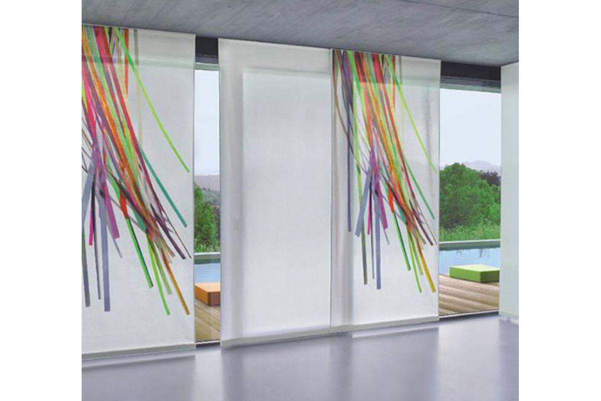 mobilier accessoires rideaux creation baumann panneaux japonais