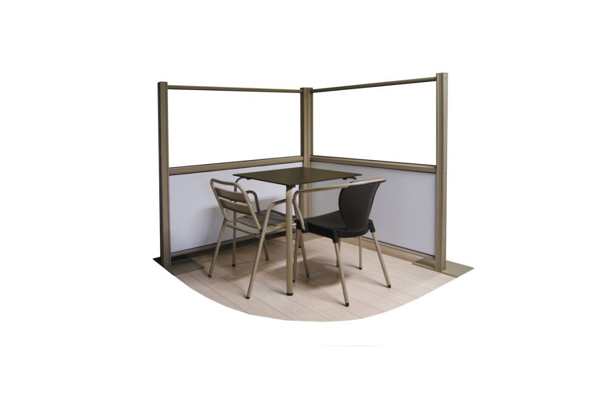 alutec paravent rigido round office mobilier de bureau gen ve. Black Bedroom Furniture Sets. Home Design Ideas