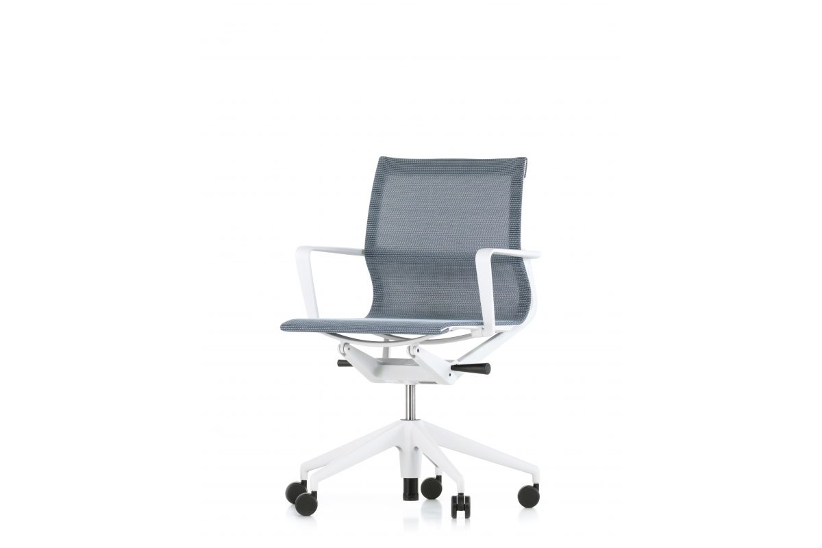 Vitra physix si ge travail et conf rence round office for Vitra mobilier