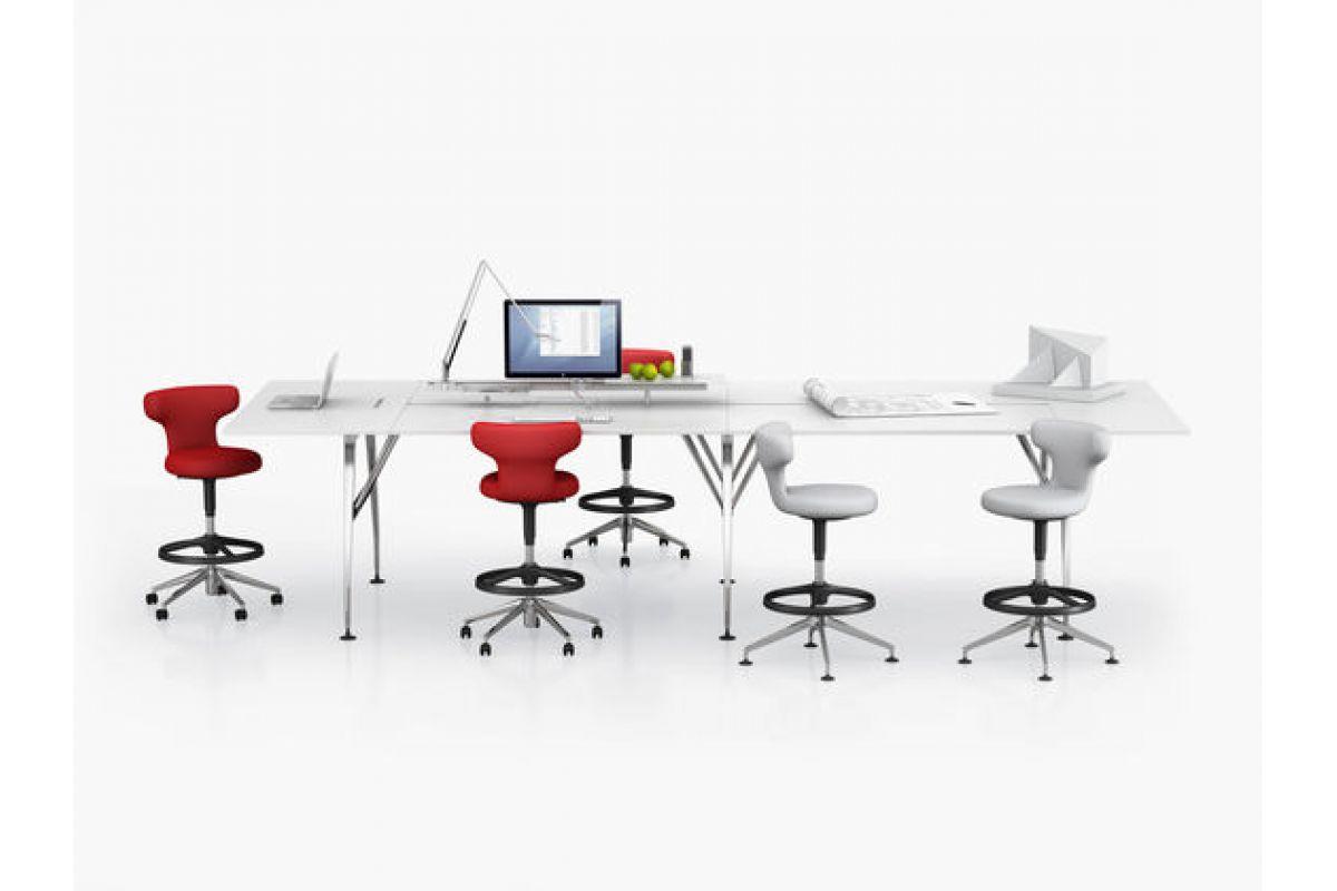 vitra pivot counter stool round office mobilier de bureau gen ve. Black Bedroom Furniture Sets. Home Design Ideas