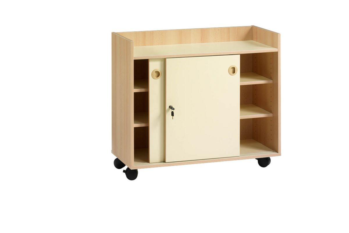 Simire saxo meuble bas round office mobilier de bureau genève