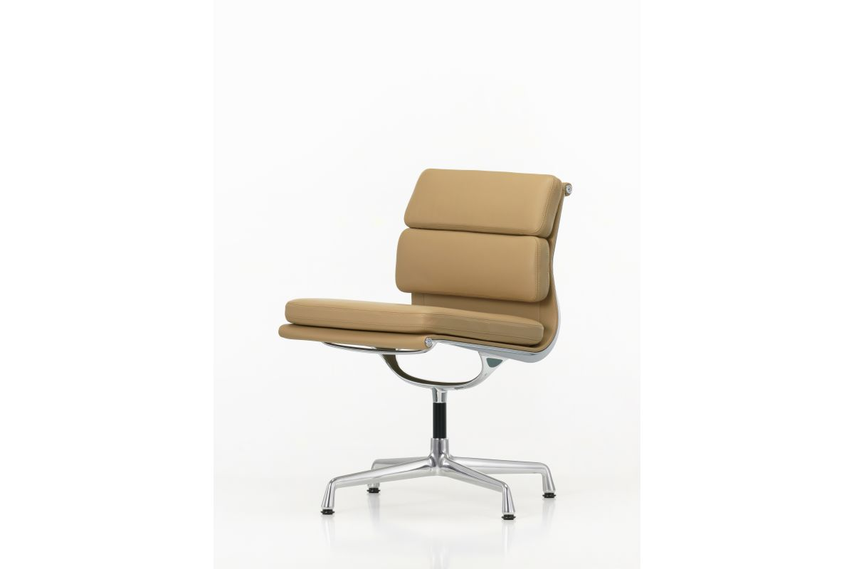 Vitra soft pad group ea 205 round office mobilier de for Vitra mobilier