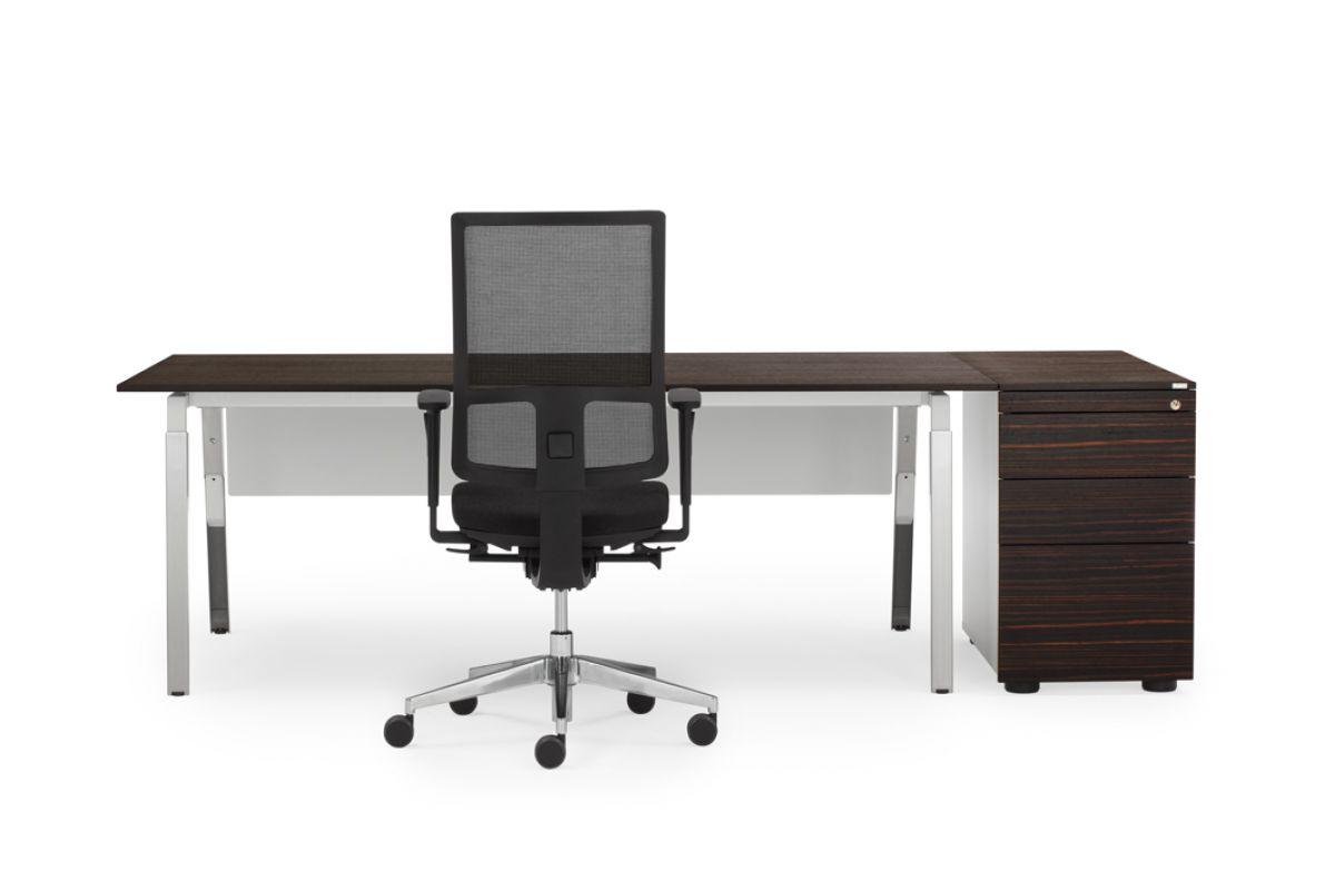 Febru sox round office mobilier de bureau gen ve for Hauteur table standard