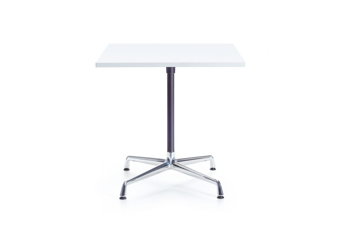 Vitra contract table round office mobilier de bureau for Hauteur standard table