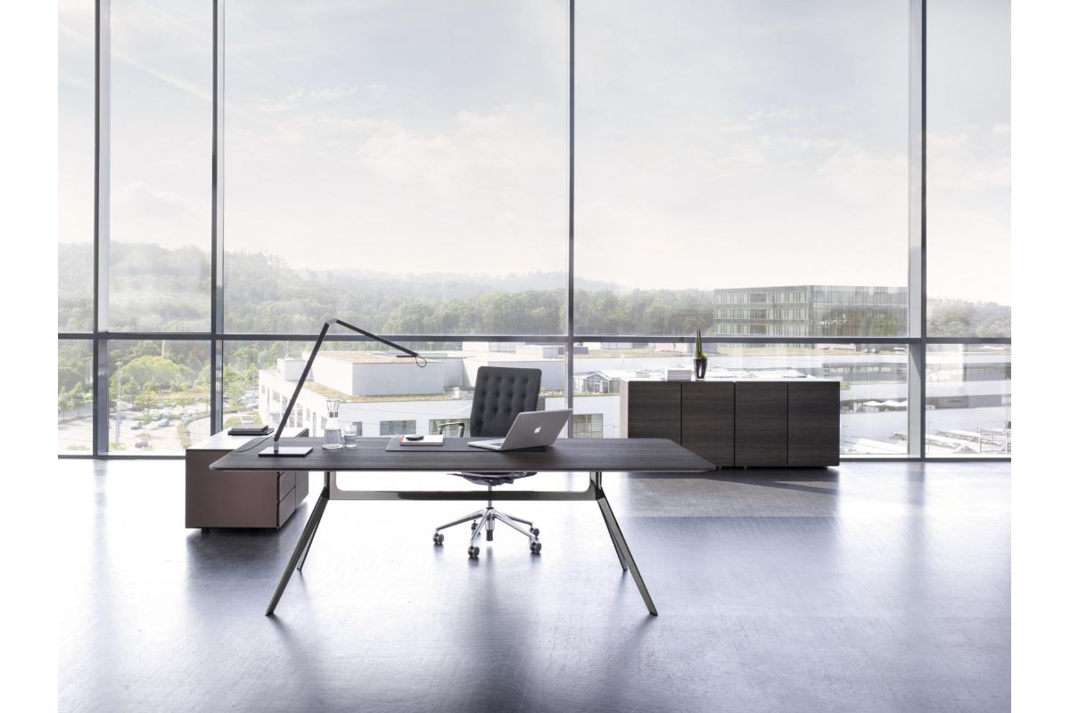 renz star round office mobilier de bureau gen ve. Black Bedroom Furniture Sets. Home Design Ideas