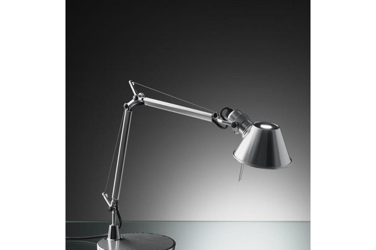 artemide tolome micro round office mobilier de bureau. Black Bedroom Furniture Sets. Home Design Ideas