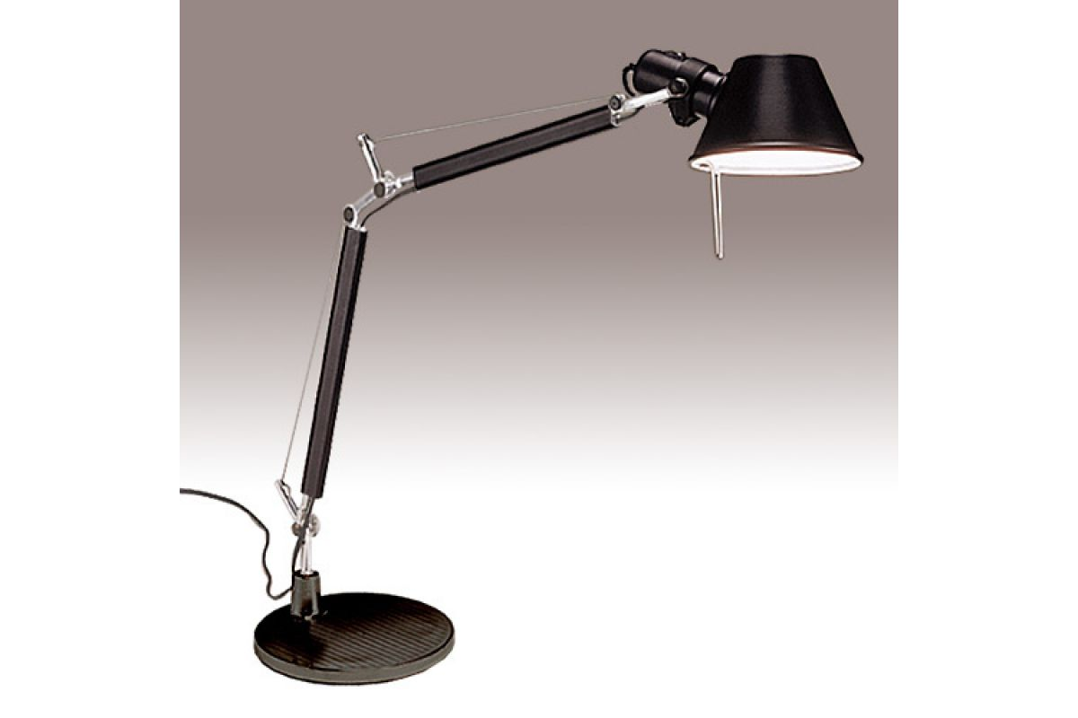 artemide tolomeo mini round office mobilier de bureau. Black Bedroom Furniture Sets. Home Design Ideas