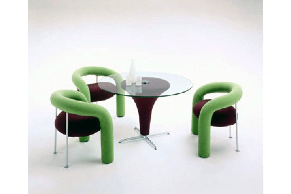 Rossi di albizzate tube round office mobilier de for Mobilier bureau 67