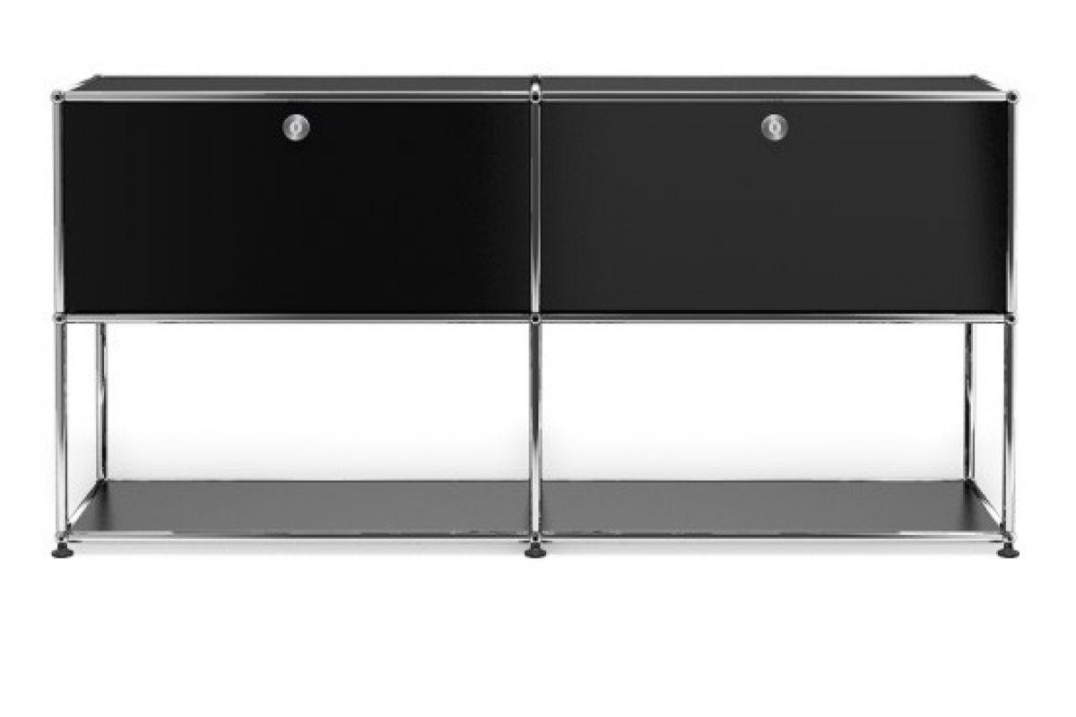 usm usm haller console 150cm round office office systems geneva. Black Bedroom Furniture Sets. Home Design Ideas