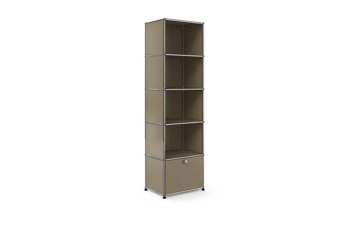 usm usm haller etag re 1 l ment 50cm round office mobilier de bureau gen ve. Black Bedroom Furniture Sets. Home Design Ideas