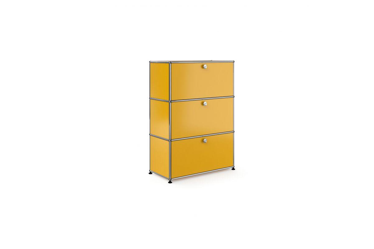 Usm usm haller meuble 1 l ment 3 modules round office for Meuble bureau geneve