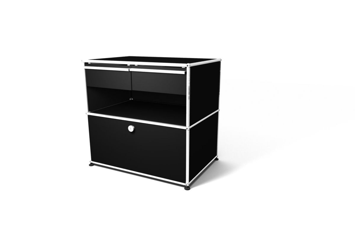 Meuble tv hifi vert usm haller mobilier de bureau accessoires