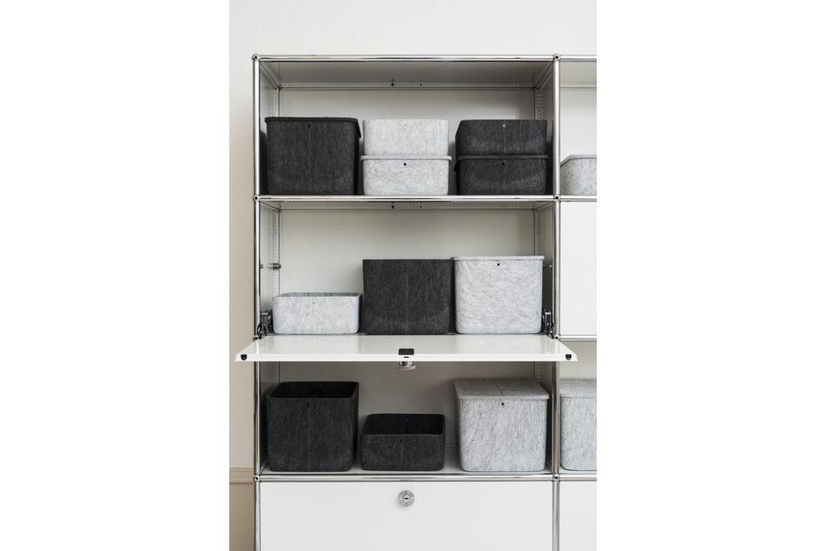 usm usm inos box round office mobilier de bureau gen ve. Black Bedroom Furniture Sets. Home Design Ideas