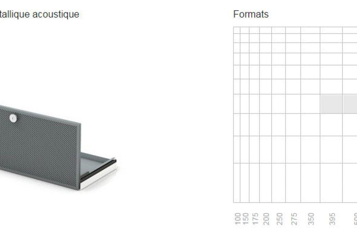 usm usm porte coulissante acoustique round office mobilier de bureau gen ve. Black Bedroom Furniture Sets. Home Design Ideas